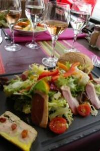salade des gourmets